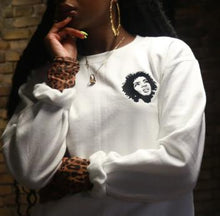 Load image into Gallery viewer, Lauryn Hill Embroidered Unisex Sweatshirt