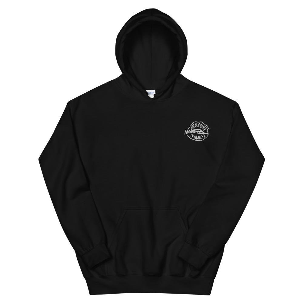 Beaucoup Family Hoodie Embroidered