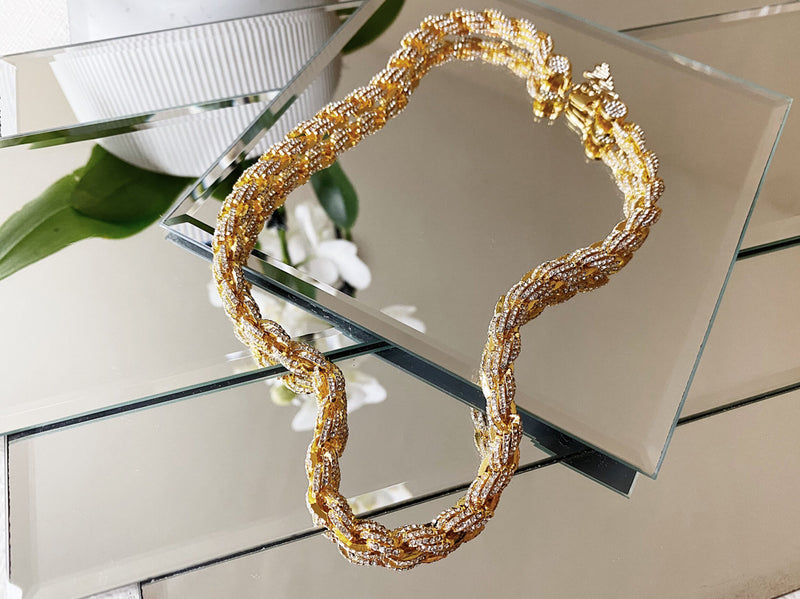 ALICE Rope Chain - Gold