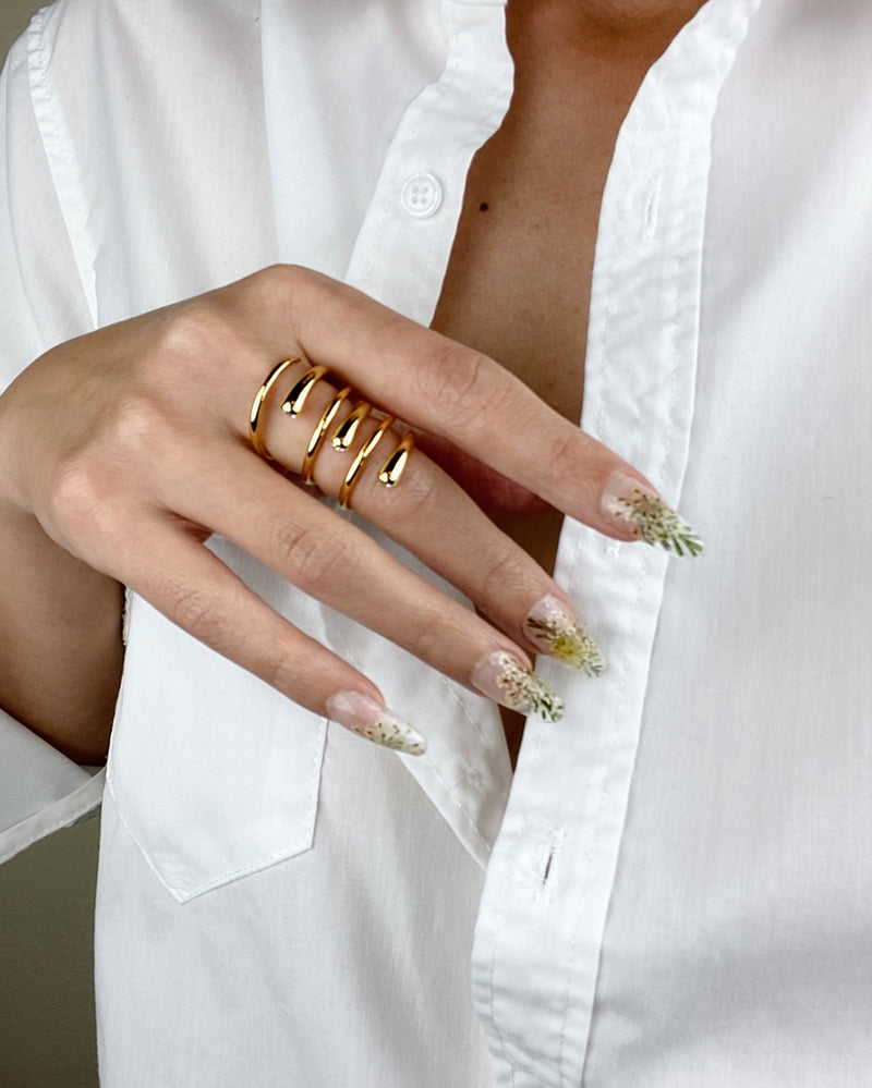 Aria Wrap Ring