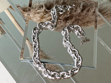 Load image into Gallery viewer, DAPHNE Necklace Silver