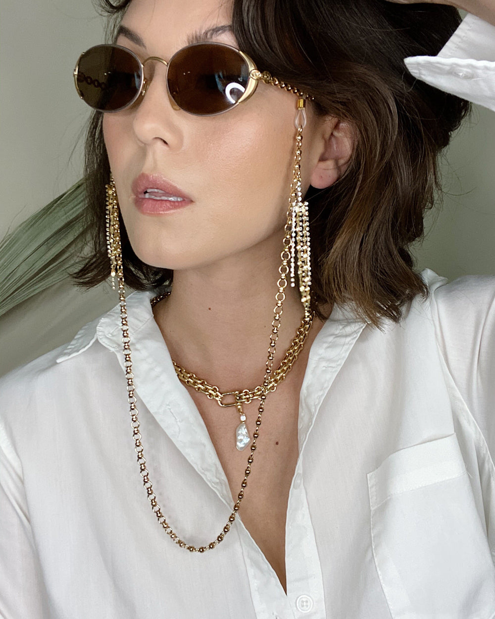 MILDRED Sunglass Chain