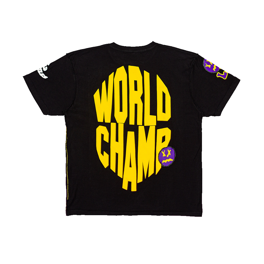 Childhood Dreams LA - Limited Edition Lakers World Champs