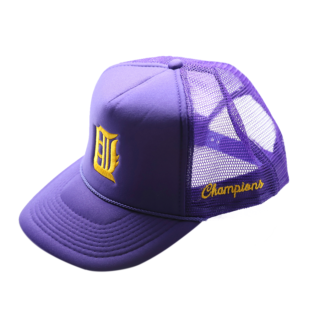 "Childhood Dreams LA - Limited Edition Lakers ""Michigander Champions"""
