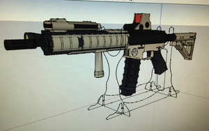 Load image into Gallery viewer, AR15 Gun Stand
