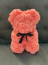 Load image into Gallery viewer, Forever Flower Baby Bear (HOLIDAY SALE)