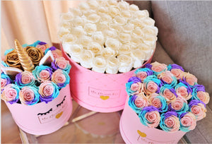 Unicorn Flower Box
