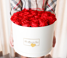 Load image into Gallery viewer, Large Round Logo Flower Box