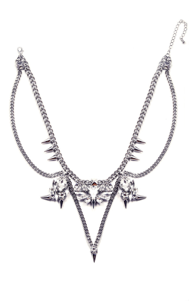 IRIS | XEVANA curated statement necklace
