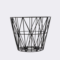 fermliving - CORBEILLE METAL       MEDIUM  (wire basket)