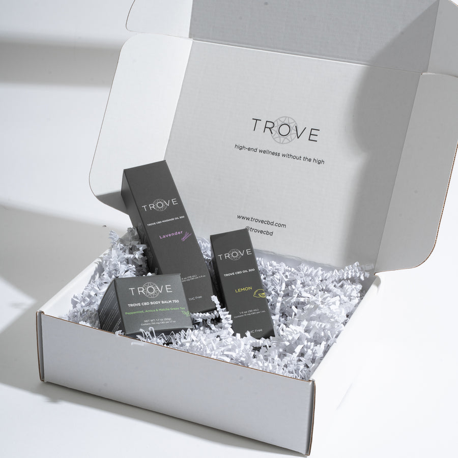 Trove Wellness Kit