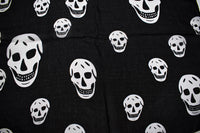 Chiffon Skull Scarf - The Cranio Collections