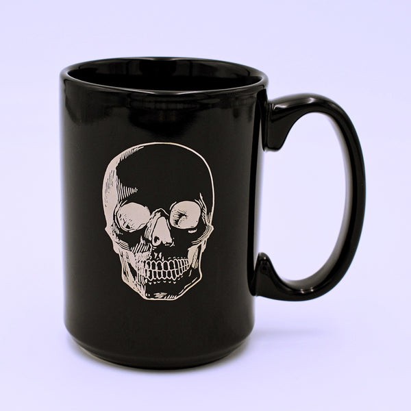 Human Skull Design Coffee Mug - The Cranio Collections