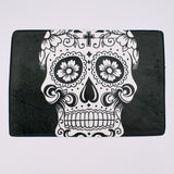 Day of the Dead Sugar Skull Bath Mat - The Cranio Collections