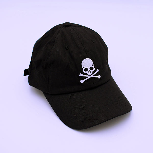 Skull and Crossbones Baseball Cap - The Cranio Collections
