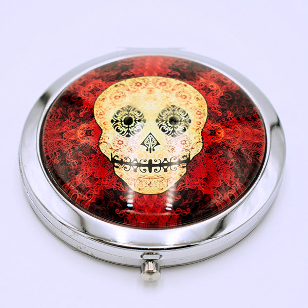 Day of the Dead Compact Mirror - The Cranio Collections