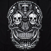 Skull Design Women's Tank Top - The Cranio Collections