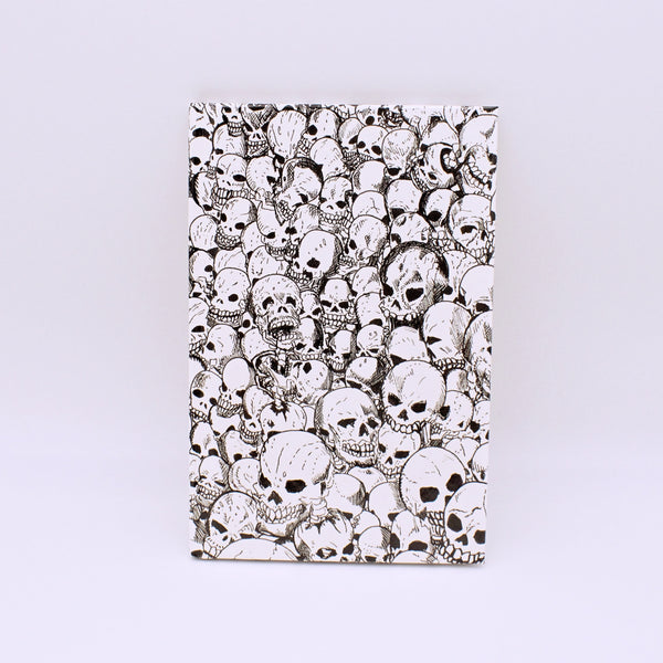 Hardcover Skull Design Journal - The Cranio Collections
