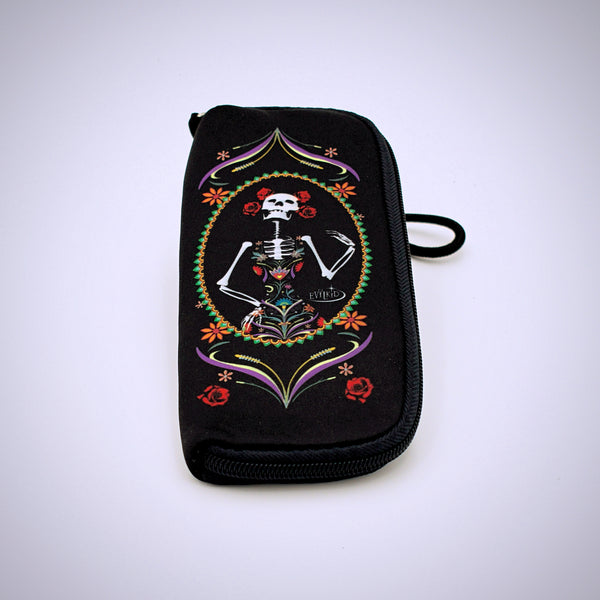 Evilkid Catrina Design Soft Eyeglass Case - The Cranio Collections
