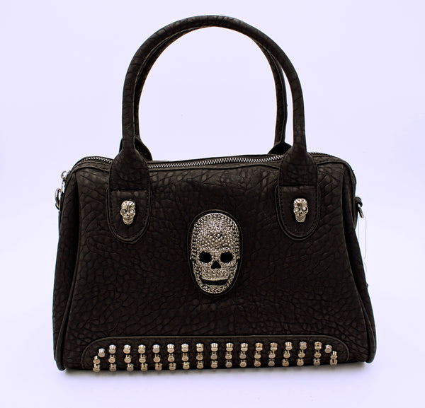 Gothic Punk Skull Handbag - The Cranio Collections