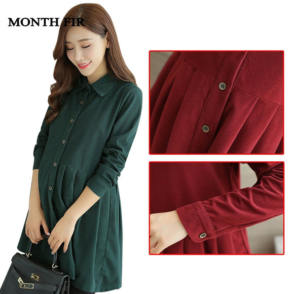 Maternity Blouses Shirts For Pregnant Women