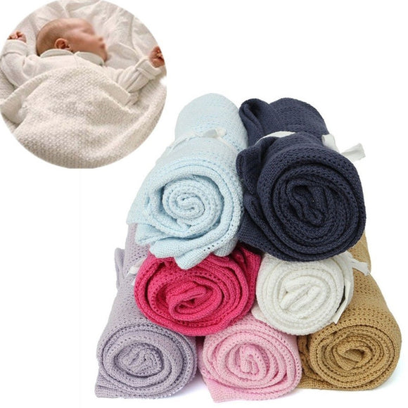 Baby Bedding Blankets Swaddles Super Soft
