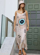 Load image into Gallery viewer, ELNA MAXI DRESS
