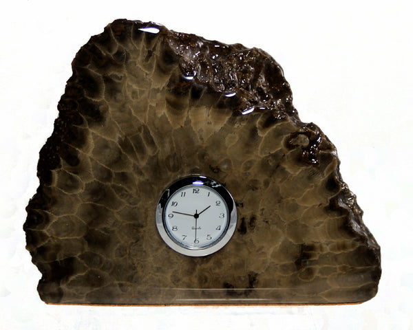 Petoskey Mini Quartz Clock #104