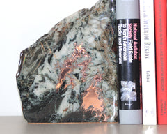 Copper Ore Bookends #203