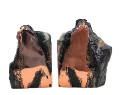 Copper Ore Bookends #204