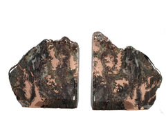 Copper Ore Bookends #206