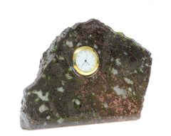 Large Copper Ore Mini Quartz Clock #230