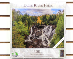 Eagle River Falls 500 piece puzzle