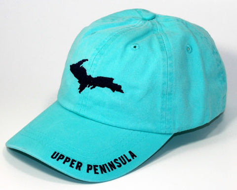 Upper Peninsula Baseball Cap - Sea Foam Green