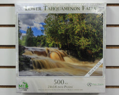 Lower Tahquamenon Falls 500 piece puzzle