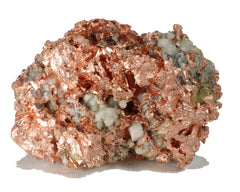 Native Copper Decorator