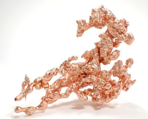 Sculptured Copper #1