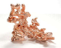Sculptured Copper #9