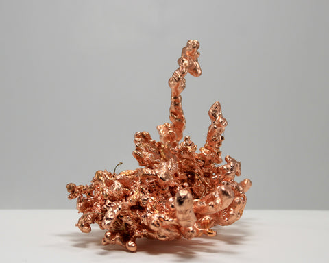 Sculptured Copper #7