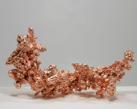 Sculptured Copper #8