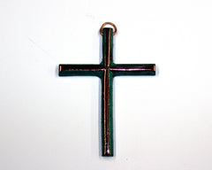 Solid Copper Cross - Small #2