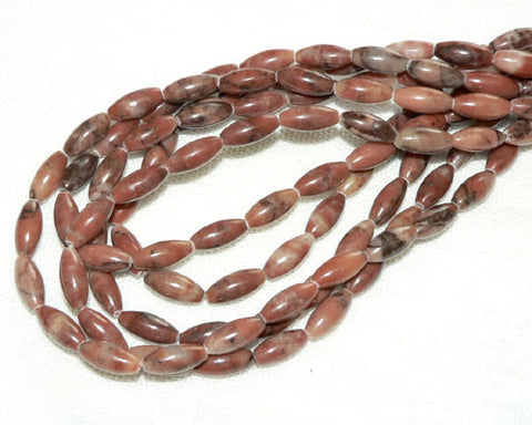 Kona Dolomite Beads 5x12 Rice
