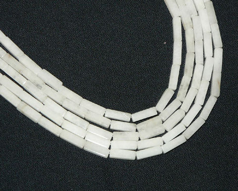 Quartz Beads 4x13 Rectangle