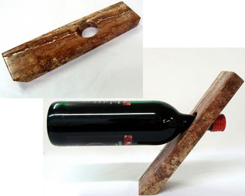 Onyx Wine Bottle Holder