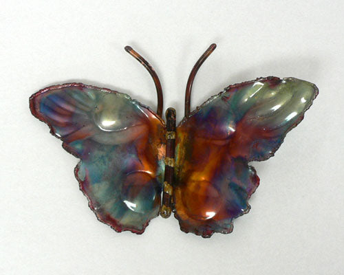 Copper Art Medium Butterfly