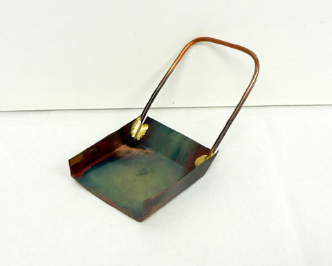 Copper Country Snow Scoop Ornament
