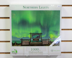 Northern Lights on Brockway Mountain 1000 piece puzzle