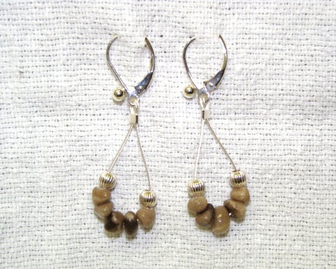Petoskey Kernel Earrings - Loop