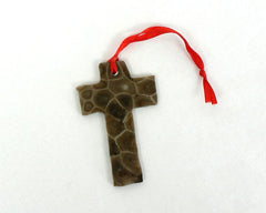 Petoskey Cross Ornament