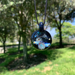 Chadlewis Glass Galaxy Pendant